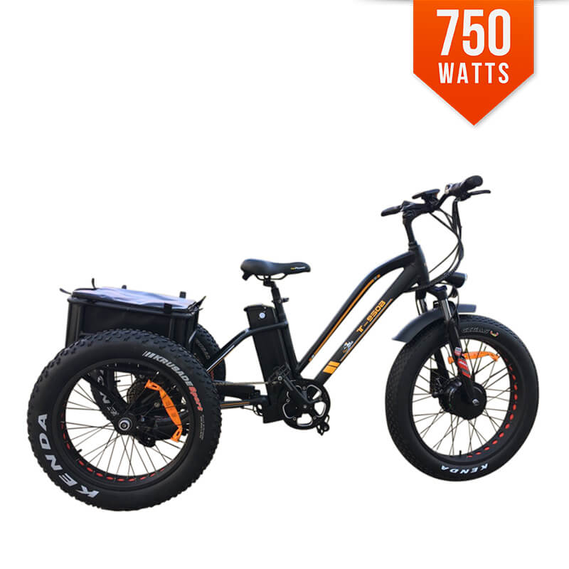 bpm imports electric fat tire tricycle fat tire. Black Bedroom Furniture Sets. Home Design Ideas