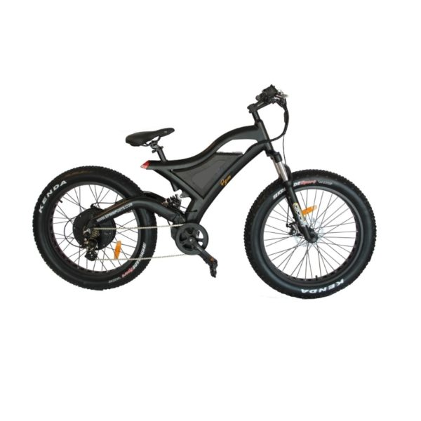 fat tire electric bike