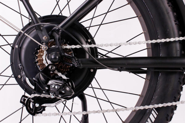 folding fat tire bike