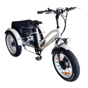 fat tire electric trike