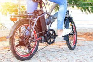 fat tire electric bike