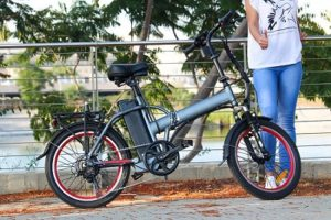 fat tire electric bike for sale