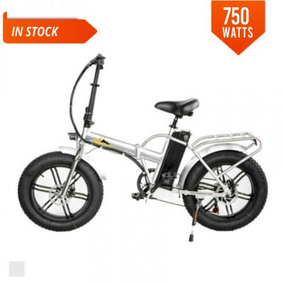 folding fat tire electric bike