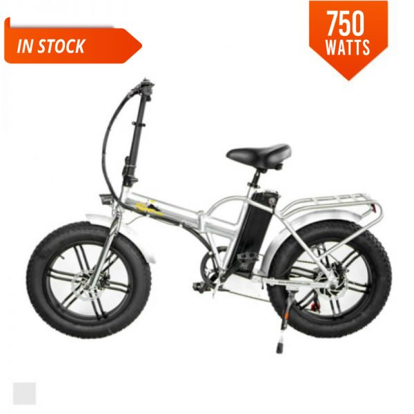 folding fat tire electric bike