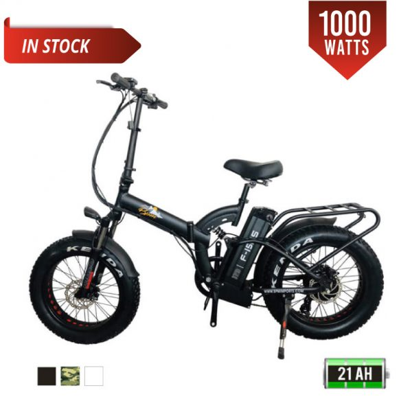 1000w fat tire ebike