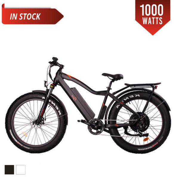 1000 fat tire electric bike